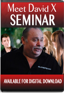 Meet David X Seminar Download